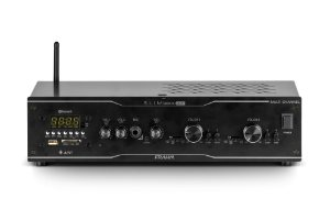 Amplificador Frahm Slim 3800 APP Multi-channel USB SD FM BT