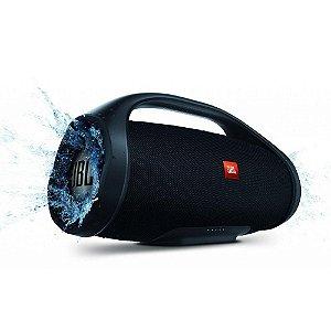 Caixa de Som Portátil JBL Boombox Bluetooth À Prova D'água