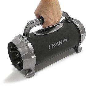 Caixa de Som Portátil Frahm Bazooka BK 640 BT