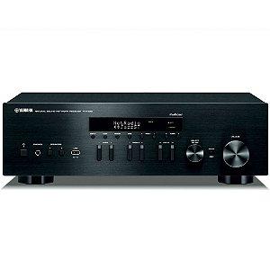Receiver Estéreo Yamaha R-N402 BL Wi-Fi Bluetooth USB