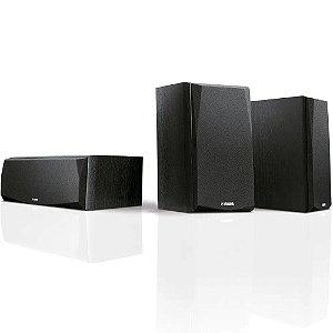 Kit 3.0 Caixas Acústicas Yamaha NS-P51 - 1 Central + 2 Surrounds