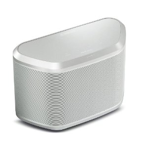 Caixa de Som Yamaha WX-030 Bluetooth Wi-Fi MusicCast AirPlay Spotify 2 Vias 30W