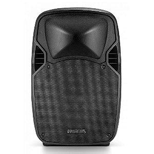 Caixa de Som Acústica Frahm PW 400 Ativa BT APP 400W Rms