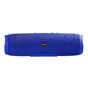 Caixa de Som Portátil Frahm Soundbox ONE 36W Rms Azul