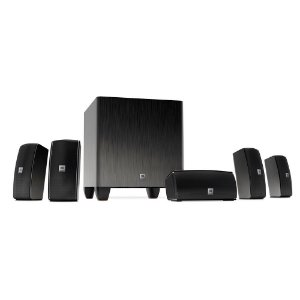 Kit Home Theater 5.1 JBL Cinema 610 - 5 Caixas + 1 Subwoofer Bivolt