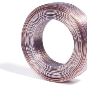 Fio Paralelo Technoise 2 X 1,0mm Cristal - 100 Metros