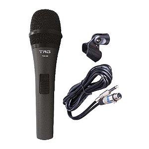 Microfone Com Fio Tag Sound Tagima TM-538 C/cabo e Cachimbo