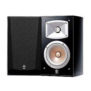Caixa Acústica Yamaha NS-333 Bookshelf 2-Vias Bass-Reflex Preta Par