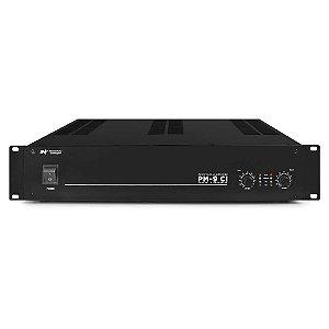 Amplificador AAT PM-9 CI - 2 Canais 8/4 ohms 70V/100V Som Ambiente