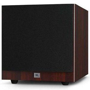 "Subwoofer JBL Stage A100P 300W 10"" Marrom"