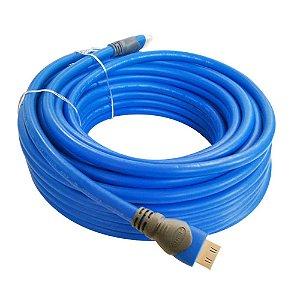 Cabo HDMI 10M Discabos AVIS High Speed com Ethernet