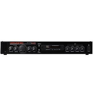 Amplificador Hayonik 4 canais de 100w MS4000 400W RMS