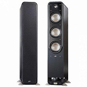 Caixa Acústica Polk Audio Signature S60 Torre Preta Par