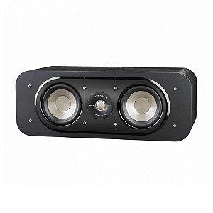 Caixa Acústica Polk Audio Signature S30 Central Preta