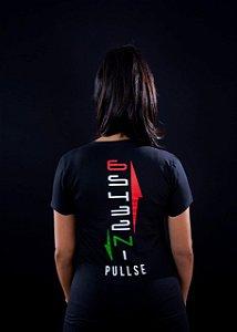 Camiseta Feminina Cambio