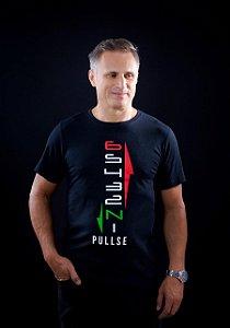 Camiseta masculina marchas