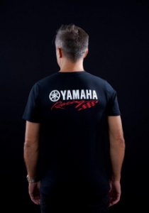 Camiseta Yamaha