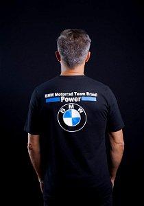 Camiseta Masculina BMW