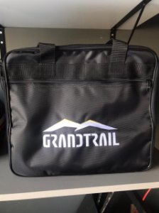 Bolsa Interna Side Case  Marca: GrandTrail  Material: Cordura