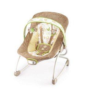Cadeira De Descanso Vibratório Mastela Animais Do Jardim