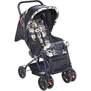 Carrinho de Bebê Passeio VoyageFunny Azul