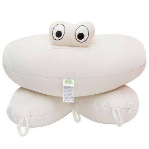 Almofada Para Banho De Bebê Creme - Baby Pil