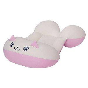 Almofada Para Banho - Coleção Meu Bichinho Preferido - Gatinha Agata - Baby Pil