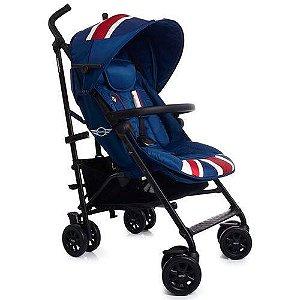 Carrinho De Bebê Mini Buggy Easywalker Union Jack Classic 4 Posições