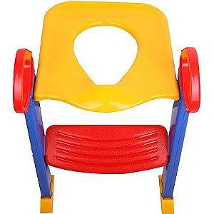 Assento Redutor Com Escada Dican