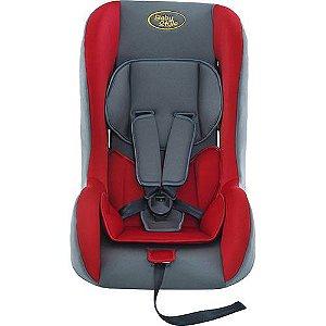 Cadeira para Automóvel 0 a 25 Kg Vermelha - Baby Style