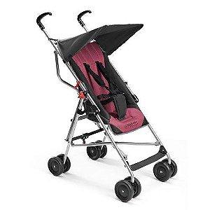 Carrinho De Bebê Guarda-Chuva Pocket Rosa Multikids Baby ? Bb501