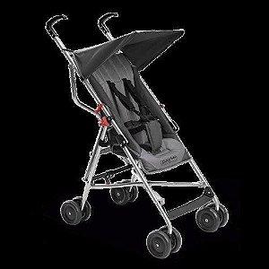 Carrinho De Bebê Guarda-chuva Pocket Cinza Multikids Baby ? Bb502