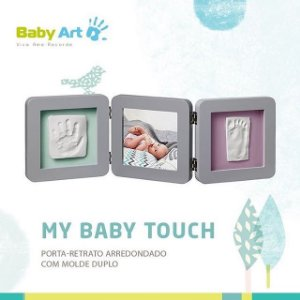 My Baby Touch 2P Grey