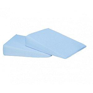 Travesseiro Anti Refluxo Almofada Dardara Azul Grande