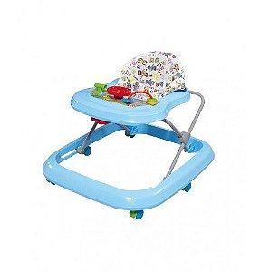 Andador Toy Tutti Baby Para Crianças De Até 15kg - Azul  Bebê