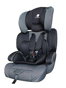 Cadeira para Auto Mastela Allegra Cinza - para Crianças de 9kg até 36Kg