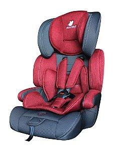 Cadeira para Auto Mastela Allegra Vermelha - para Crianças de 9kg até 36Kg