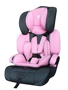 Cadeira para Auto Mastela Allegra Rosa - para Crianças de 9kg até 36Kg