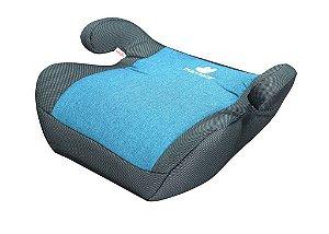 Assento de elevação Booster Capri - 22/36Kg - Azul  - Mastela
