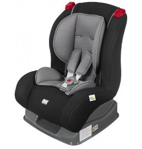 Cadeira para auto - Atlantis -  Preto / Cinza - Tutti Baby
