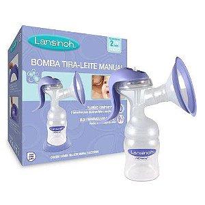 Bomba Tira-leite Materno Manual Basic Edition Lansinoh