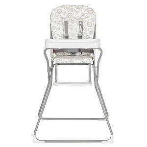 Cadeira De Refeição Bambini Até 15 Kg Branca Tutti Baby