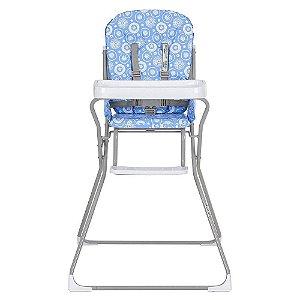 Cadeira De Refeição Até 15 Kg Bambini Azul Tutti Baby