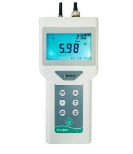 Medidor de pH(sem eletrodo); Faixa -2.00 a 16.00; pH Classic