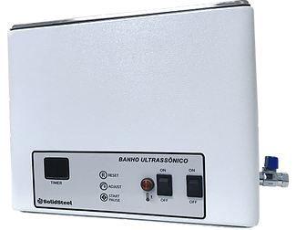 Banho Ultrassônico Digital; Temperatura 35ºC