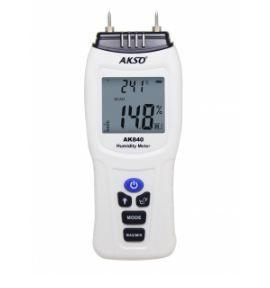 Medidor de Umidade de Materiais - AK840