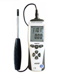 Anemômetro de Fio Quente - AK833