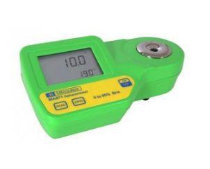 Refratômetro Digital; Faixa de medição: 0 a 85% (BRIX); MA871