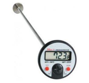 Termômetro de Superfície; Faixa de medição: -50 à 300°C