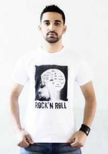 Camiseta Rock'n Roll